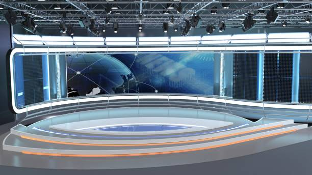 652 Tv Studio Background Stock Photos Pictures Royalty Free Images Istock