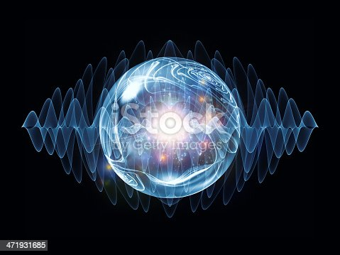 istock Virtual Wave Particle 471931685