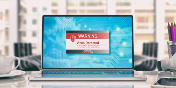 Virus detected message on laptop in an office 3d illustration picture id1022309068?b=1&k=6&m=1022309068&s=612x612&w=0&h=huzyd8yavcrgnob3iphnqp3 2rnbhlam5pvifp3xmgo=
