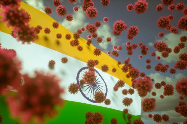 Virus infiziert Indien – Foto
