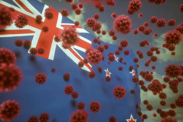 Virus infiziert Neuseeland – Foto