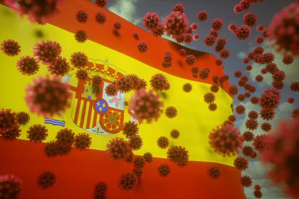 Virus infiziert Spanien – Foto