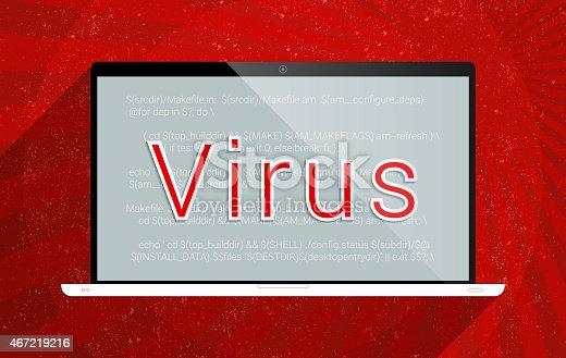 470286354 istock photo Virus 467219216