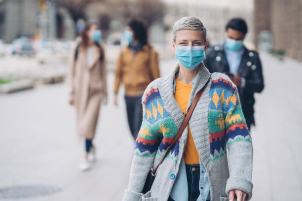 Virenschutz in der Stadt – Foto
