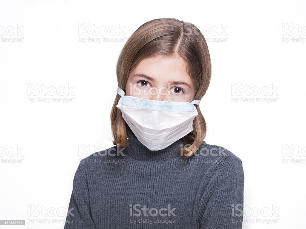 Virus protection royalty-free stock photo