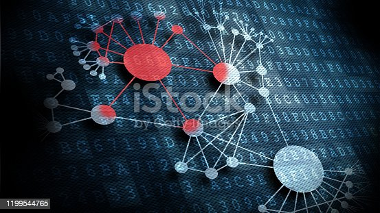 istock virus spreading out in a network 1199544765