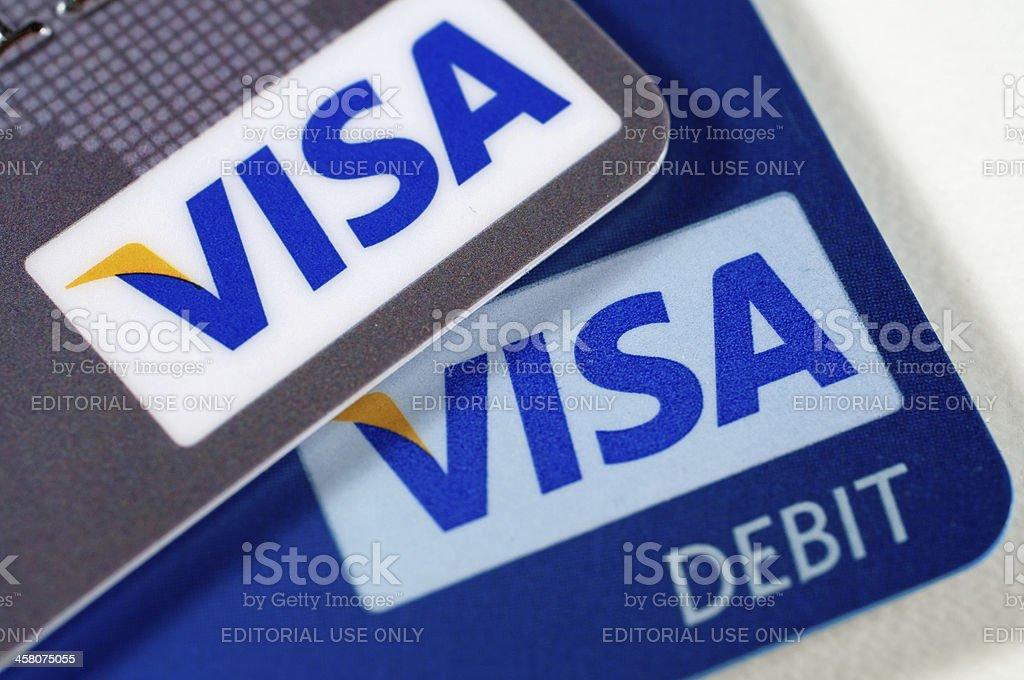 Visa Logo – Foto