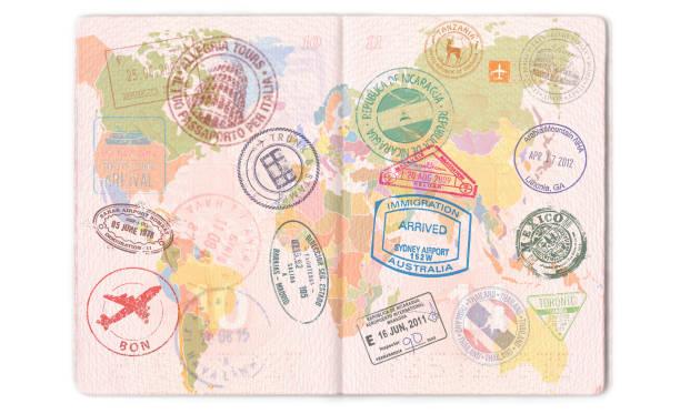 Visas stamps seals in the passport world map travel picture id954937050?b=1&k=6&m=954937050&s=612x612&w=0&h=zrfuwjk4pf8pqlsk1410d4q7nhrym3iqug1fi fqoak=