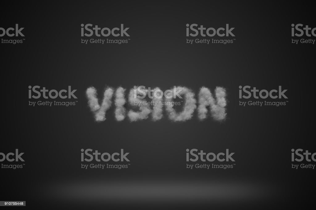 Vision Background stock photo