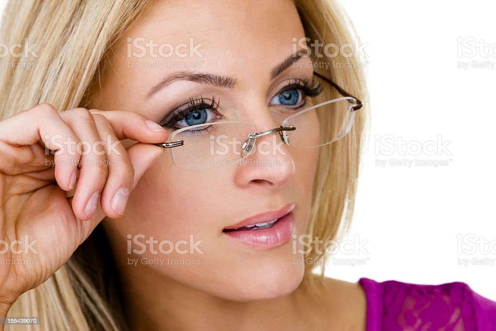 Vision concept royalty-free stock photo