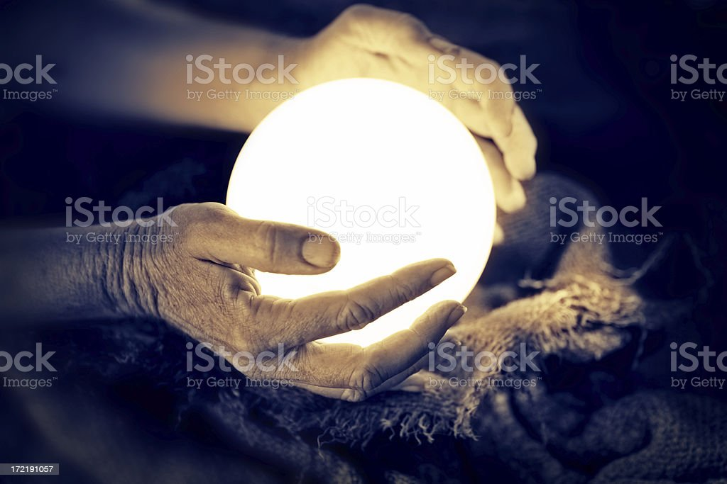 Visions of Future royalty-free stock photo