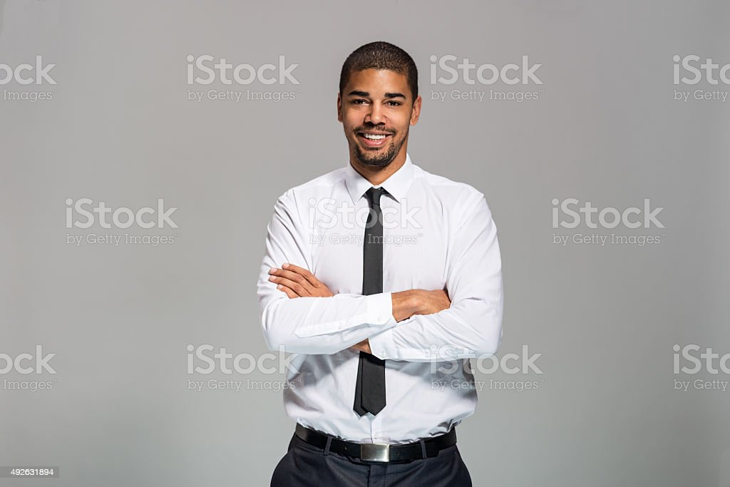 Visions of success stock photo