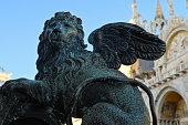 Still life at the St. Mark's Square. Italy
