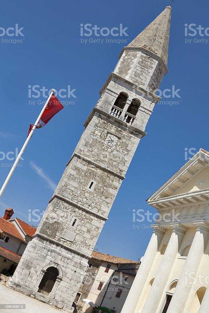 Visnjan, Croatia royalty-free stock photo