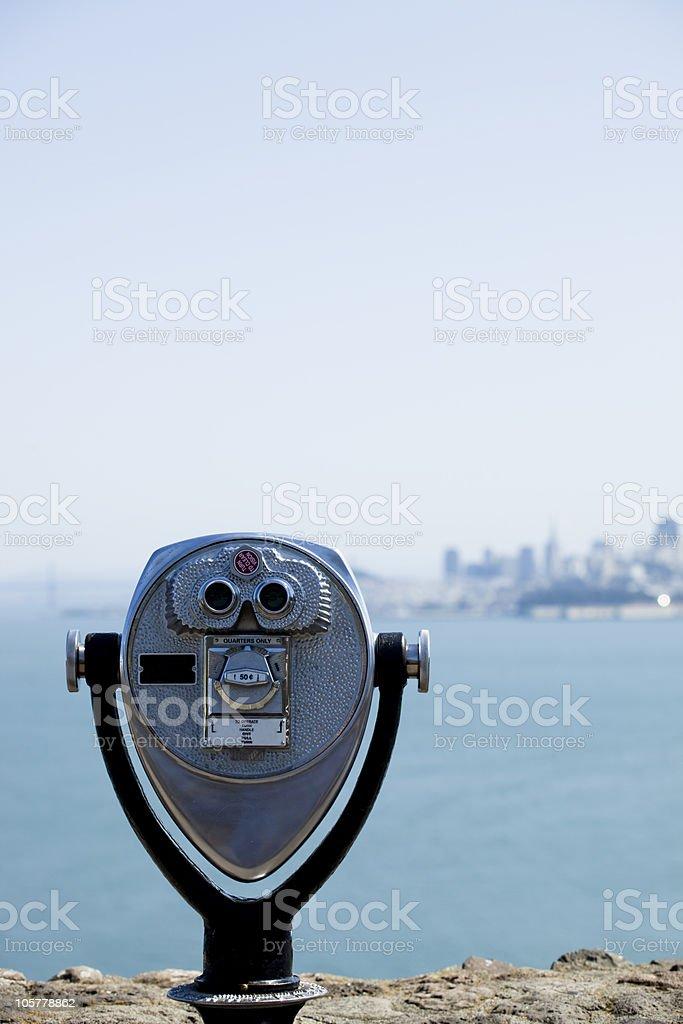 Vista Point royalty-free stock photo