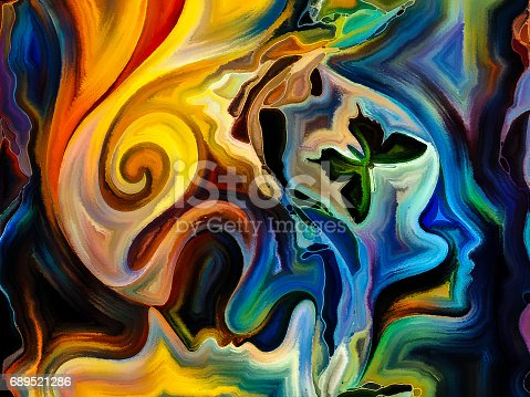 istock Visualization of Inner Paint 689521286