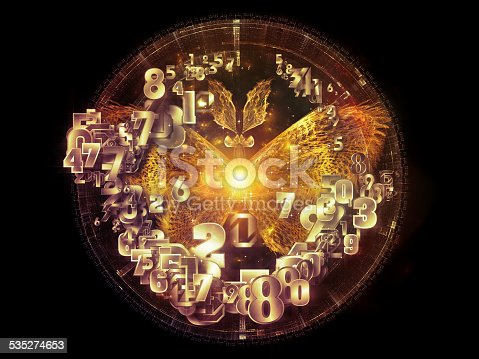 istock Visualization of Symmetry 535274653