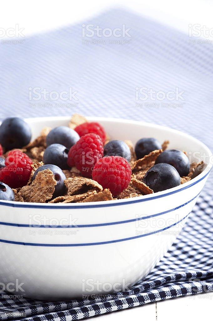 Vitality breakfast royalty-free stock photo