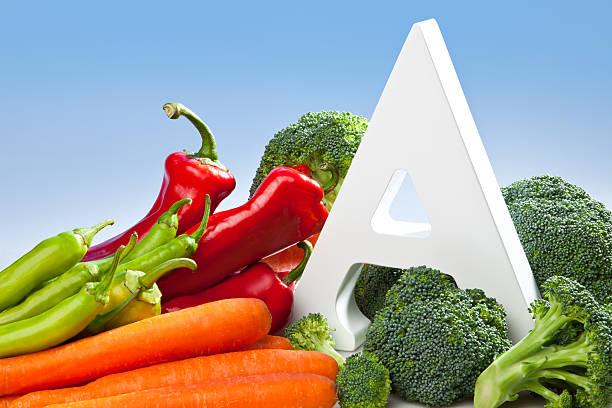 vitamina a - vitamina a fotografías e imágenes de stock