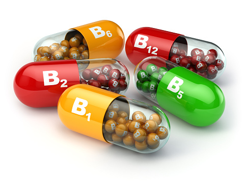 The Different Types of B Vitamins