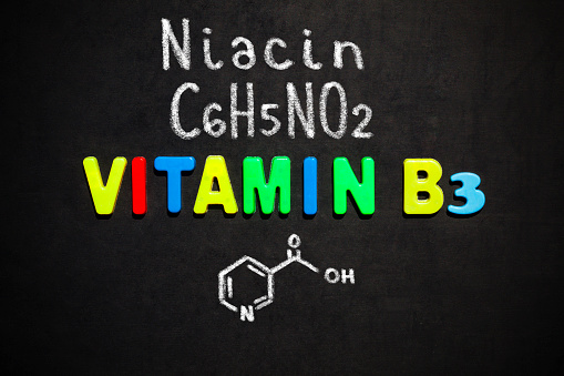 The Role Of Vitamin B3 Niacin