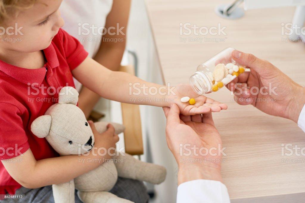 Vitamin C für Kinder – Foto