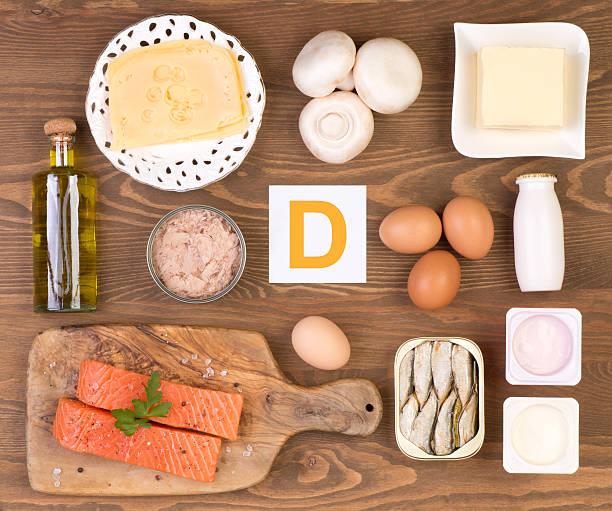 продукты, содержащие витамин d - vitamin d стоковые фото и изображения