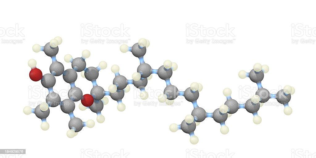 Vitamin E stock photo