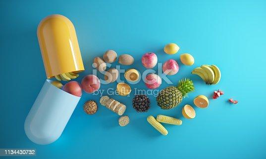 istock Vitamin Supplements 1134430732