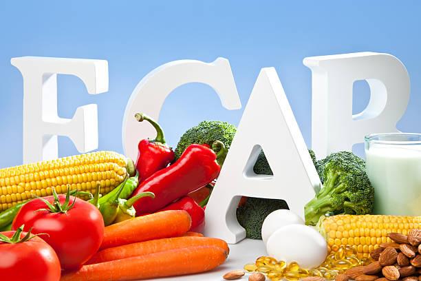 vitaminas - vitamina a fotografías e imágenes de stock