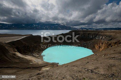 istock Viti Crater in Askia 523241384
