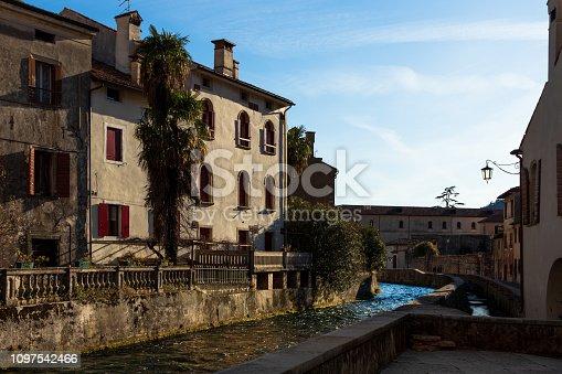 Vittorio Veneto - Serravalle-fiume Meschio