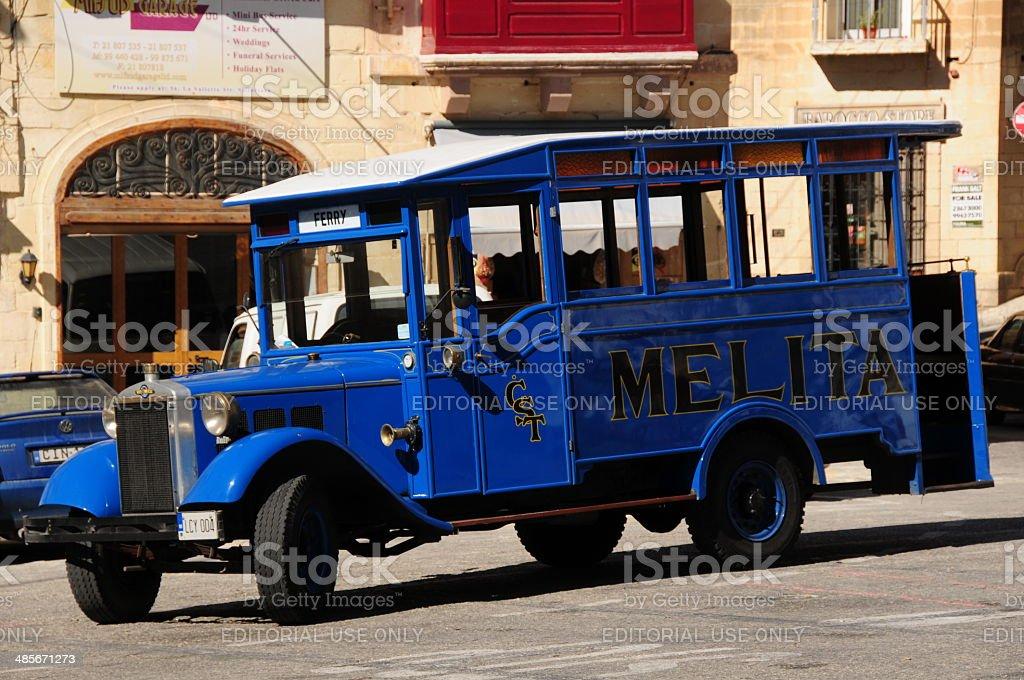 Vittoriosa, Malta. royalty-free stock photo