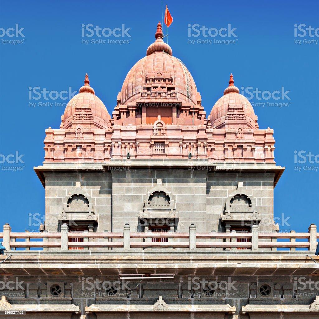 Vivekananda Rock Memorial stock photo