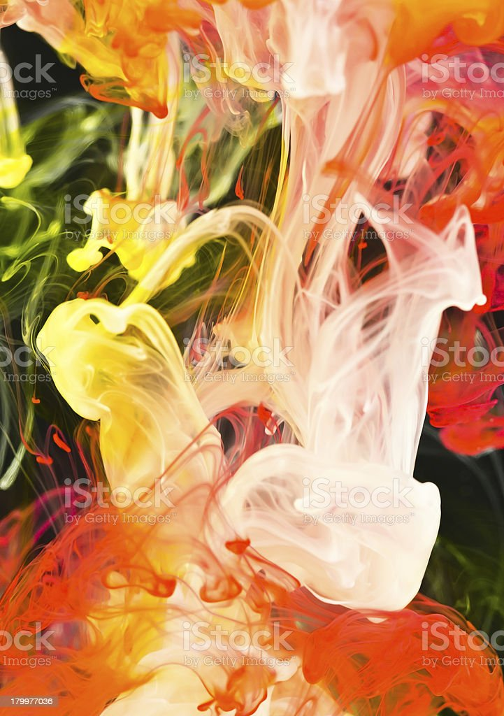 Vivid abstract background royalty-free stock photo