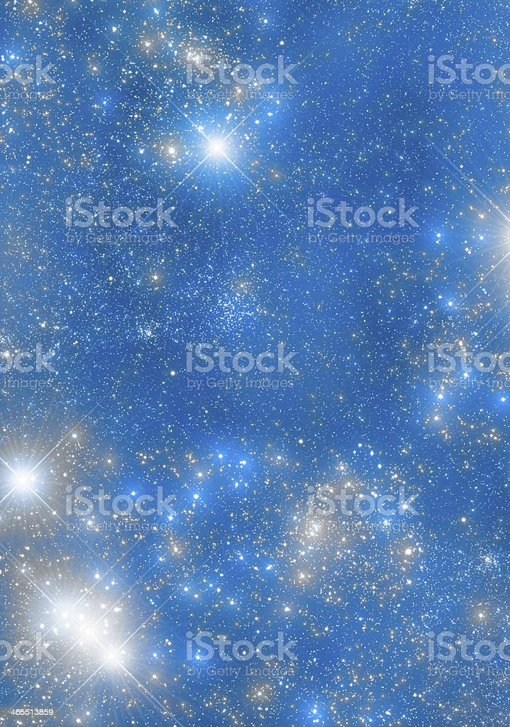 Vivid Universe royalty-free stock photo