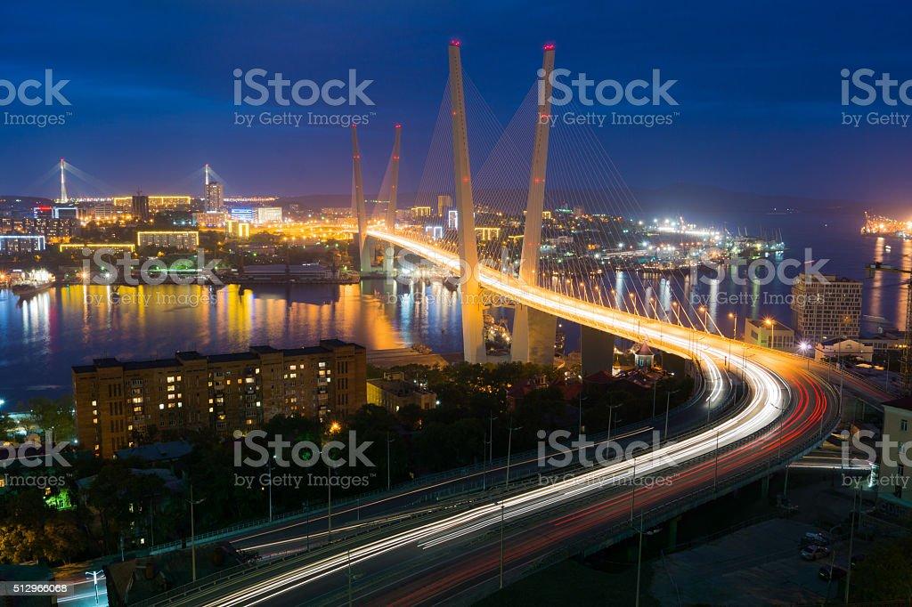 Vladivostok stock photo