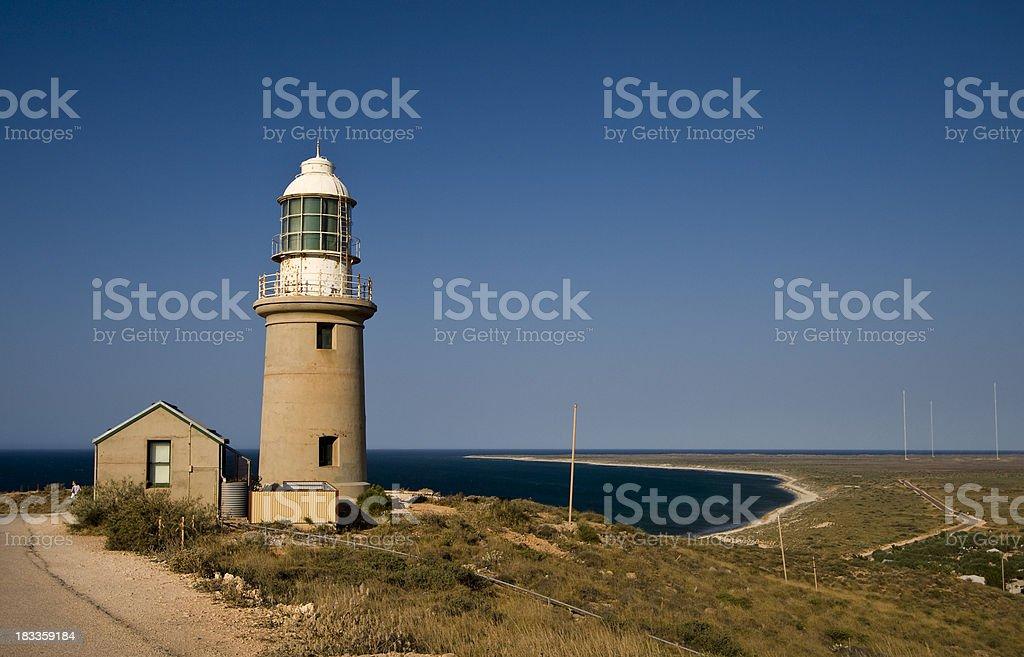 Vlamingh Lighthouse stock photo