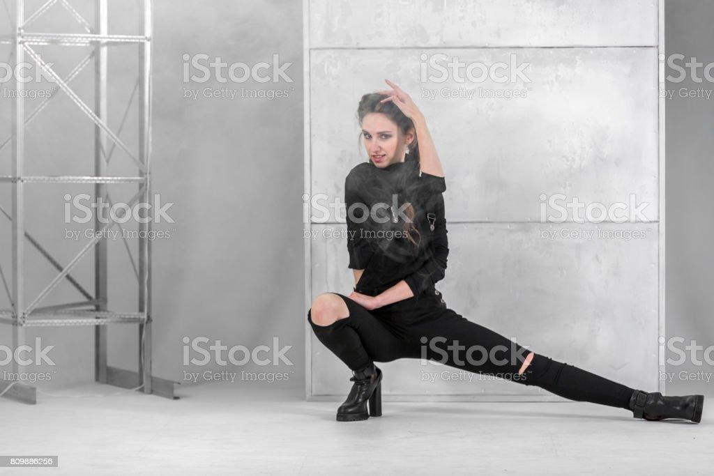 Vogue Dance Show stock photo