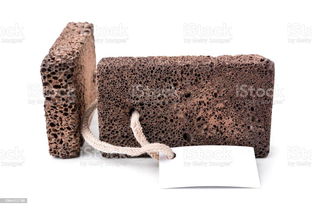 Volcanic Foot pumice – zdjęcie