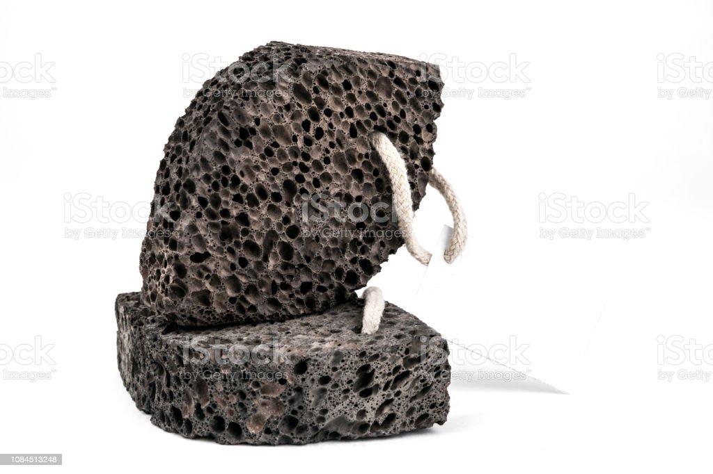 Volcanic lava foot pumice – zdjęcie