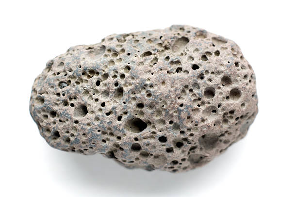 Volcanic Pebble  porous stock pictures, royalty-free photos & images