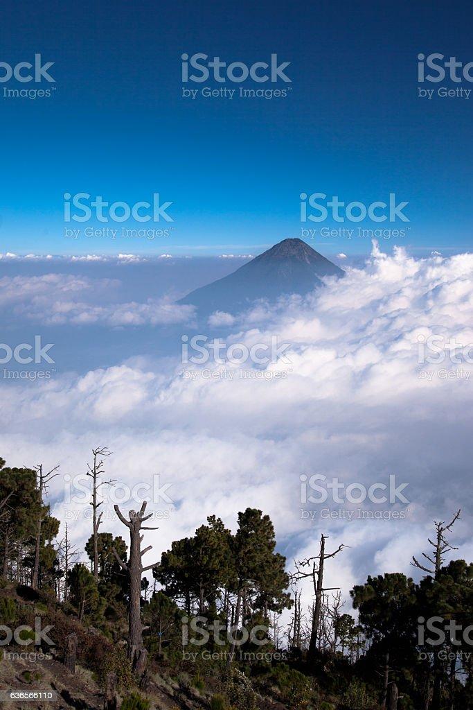 Volcano Aqua - Photo