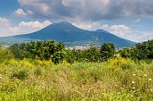 Volcano Mount Vesuvius