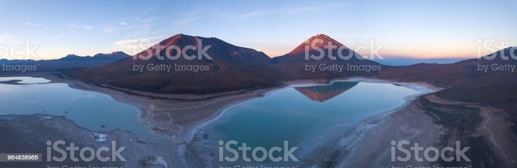 Volcano of Licancabur royalty-free stock photo