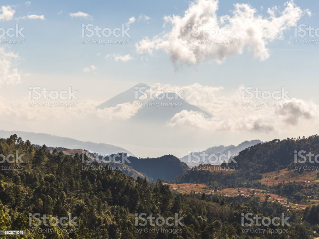 Volcans du Guatemala - Photo