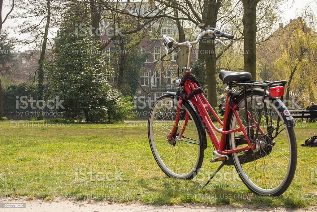 Volden, Amsterdam stock photo