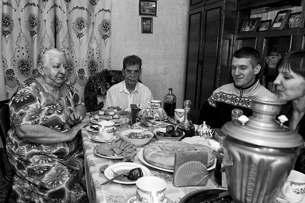 Wolgograd Familie – Foto