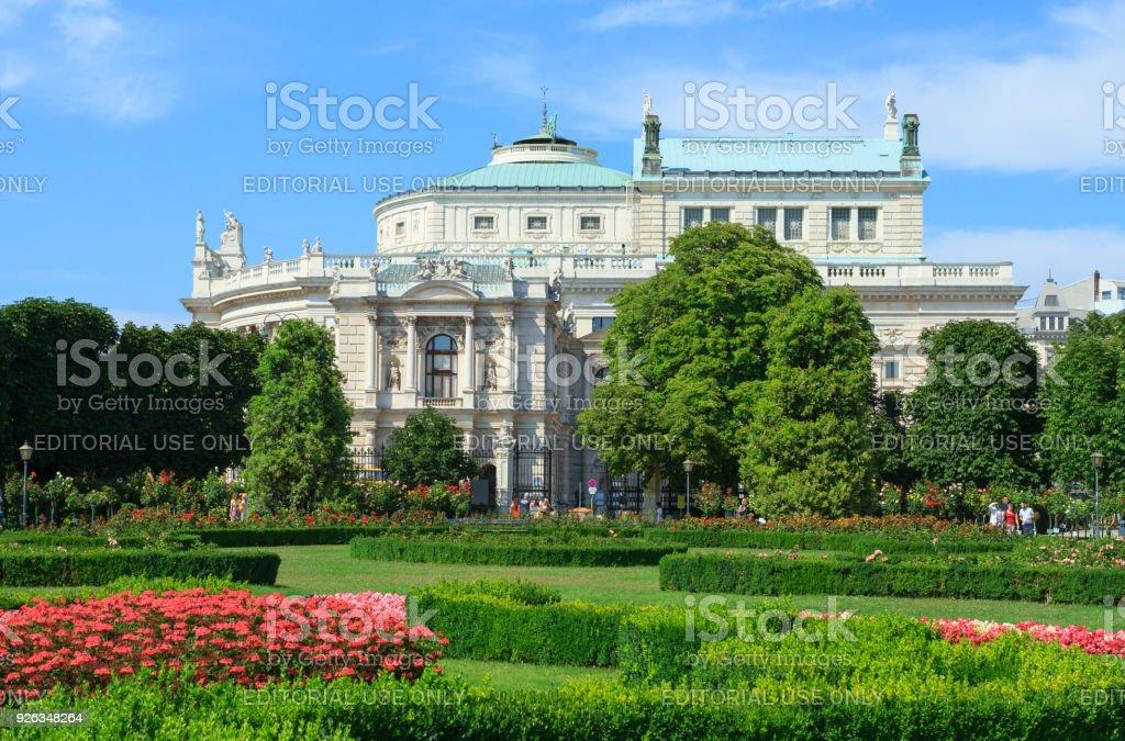 Volksgarten In Wien Stockfoto Und Mehr Bilder Von Architektur Istock