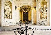 istock Volksgarten (People's Garden) Vienna 180812409